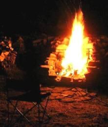 Campfire - always extra seat