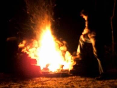 Fireside Fuzzy Contemplation 200611