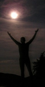 Man Moon Welcome
