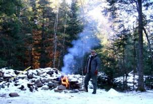 phs1 Campfire Winter Sunset DK 20061208
