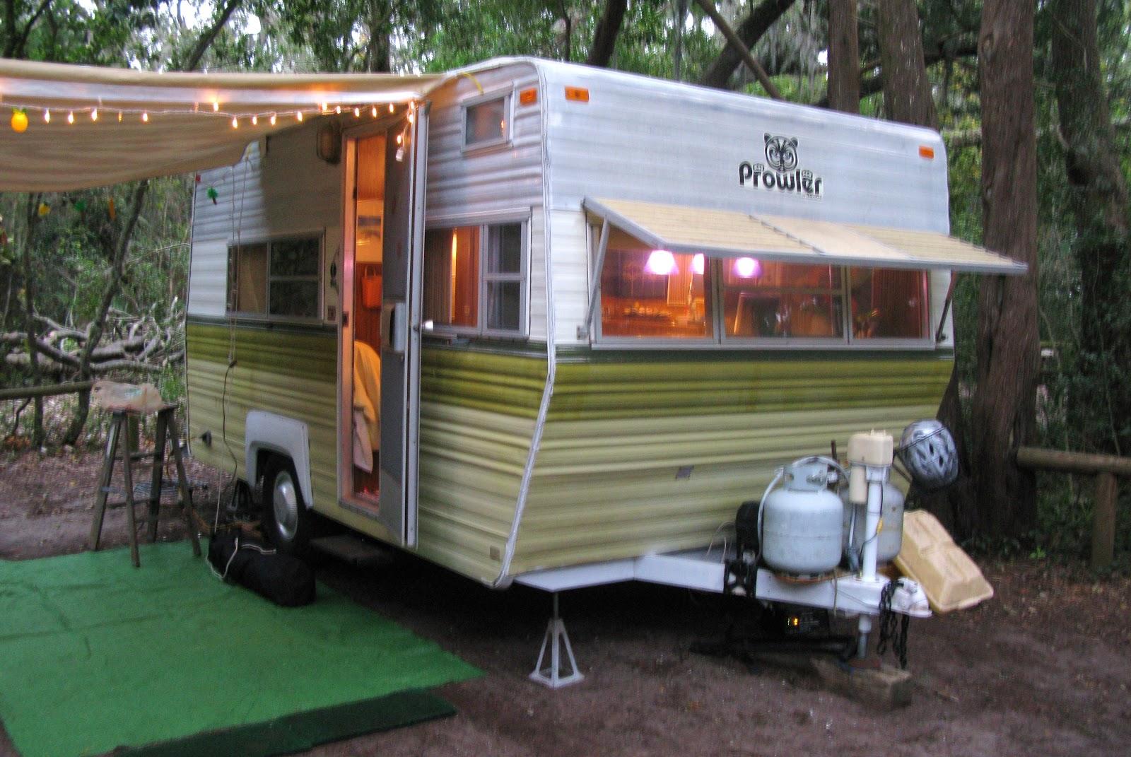 1970 Prowler Travel Trailer Camper Autos Post
