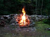 When in doubt, have a campfire.